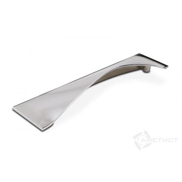 Ручка мебельная 117, м.ц.96 мм, хром