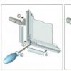 Профиль рамочный фасадный быстросборный (Decofix)