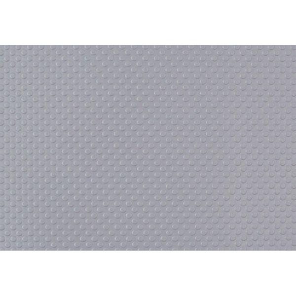 Коврик антискользящий матовый серый