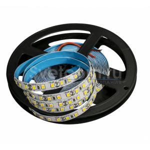 Лента светодиодная 2835 IP20, 60LED/м 4000К 12В 4,8Вт/м, 240-360Лм/м CRI>70 5мx8мм