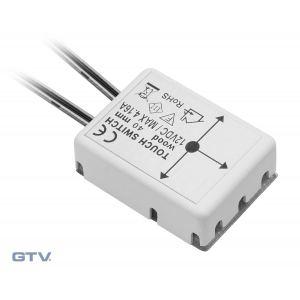 Выключатель бесконтактный для плиты и деревянных полок 12V, IP20, до 50W