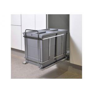KR32/2/3/350 (Выдвижная мусорная корзина)