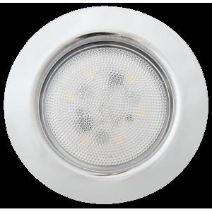 Светильник светодиодный белый 220В  4000K  4Вт   228ЛМ