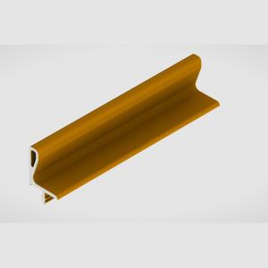 Ручка в верхнюю базу  L=4050 Золото