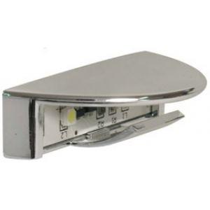 04.009.02.601 LED 20771 | Клипса-подсветка на полку с LED коннектором
