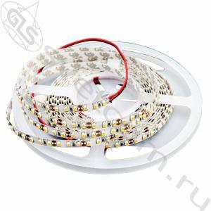 Лента светодиодная 3528 12В, 9,6Вт/м,IP20 120LED/м,3500К,360-480Лм/м, CRI>70, 5м-8мм