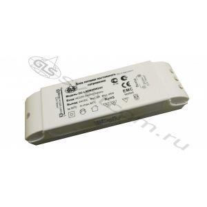06.114.27.048 Ист.пит. для LED 220VAC/24VDC 48Вт пласт.корп.175*47*35мм