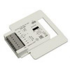 08.800.00.305 Сенсорный выкл. для зеркала DZs-6d, с подключаемым режимом диммирования, 12В/24В, max 5A, 60Вт/120Вт, 56*67*11мм, с отд. выходом max 1A