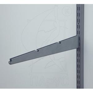 1632 Кронштейн 520мм, серый