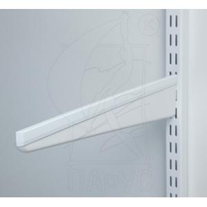 2021 Декоративная заглушка кронштейна 420  пр белая