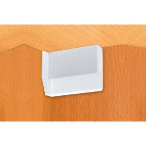 Крышечка декоративная для подвески арт.701/801 белая, левая