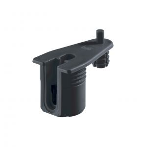 906638900 VB 36HT50, стяжка-эксцентрик для сотовых панелей толщиной 30-38мм, черная