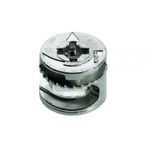 911601900 Rastex 15/12 D, эксцентриковая стяжка для плит толщиной 12мм, диаметр 15мм