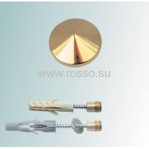 Держатель 5.01.02, d16мм, золото, Lincos