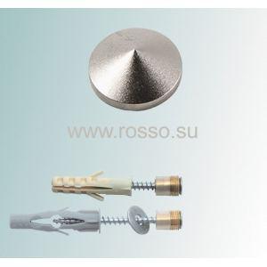 Держатель 5.01.04,  d16мм матированный никель, Lincos