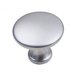Ручка-кнопка LIMA матовый хром