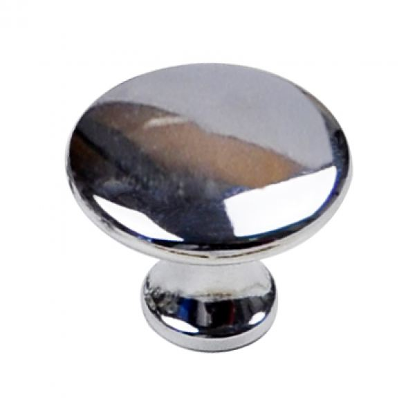 Ручка-кнопка LIMA хром