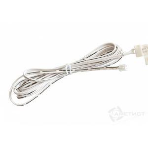 Соединитель 932 д/светодиодных лент 8мм концевой LL932K.008WT