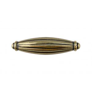 Ручка-кнопка RC021AB.5  старинная латунь