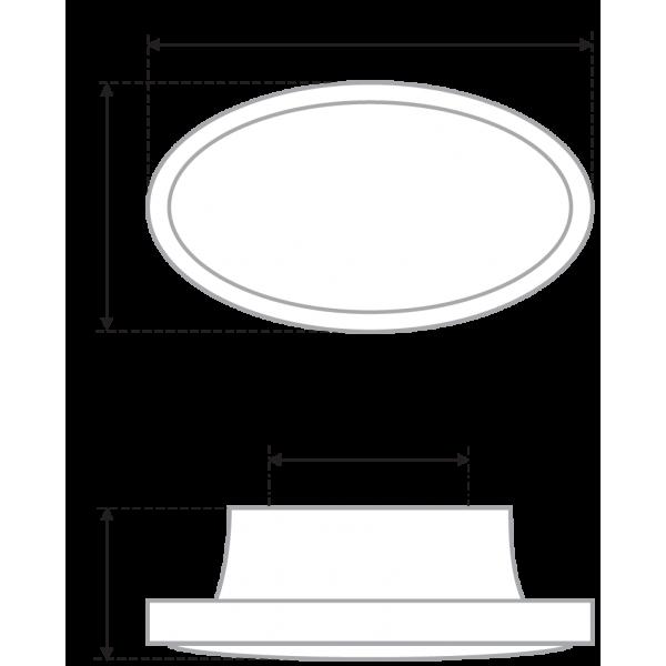 RS117AB.4/16/W16 (Ручка мебельная)