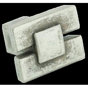 ручка-кнопка RC405BAZ.4 черненый  старинный цинк