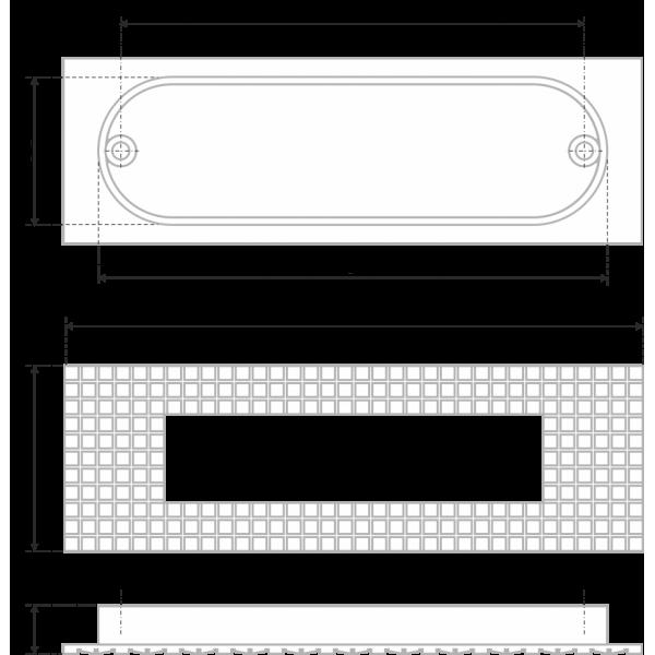 RS281CP.2/96 (Ручка мебельная)