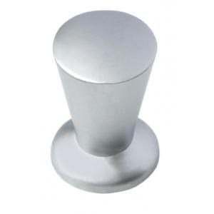 Ручка-кнопка (RC002SC.4) сатин хром